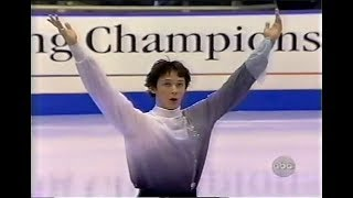 Johnny Weir - 2003 U.S. Figure Skating Championships - Long Program