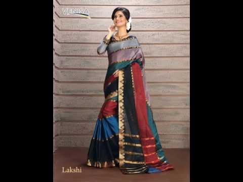Venisha South Cotton saree Commercial Indian Short Films latest Online shopping