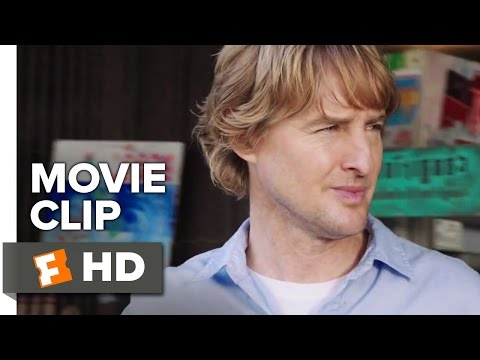 No Escape Movie CLIP - Newspaper (2015) - Owen Wilson Action Movie HD