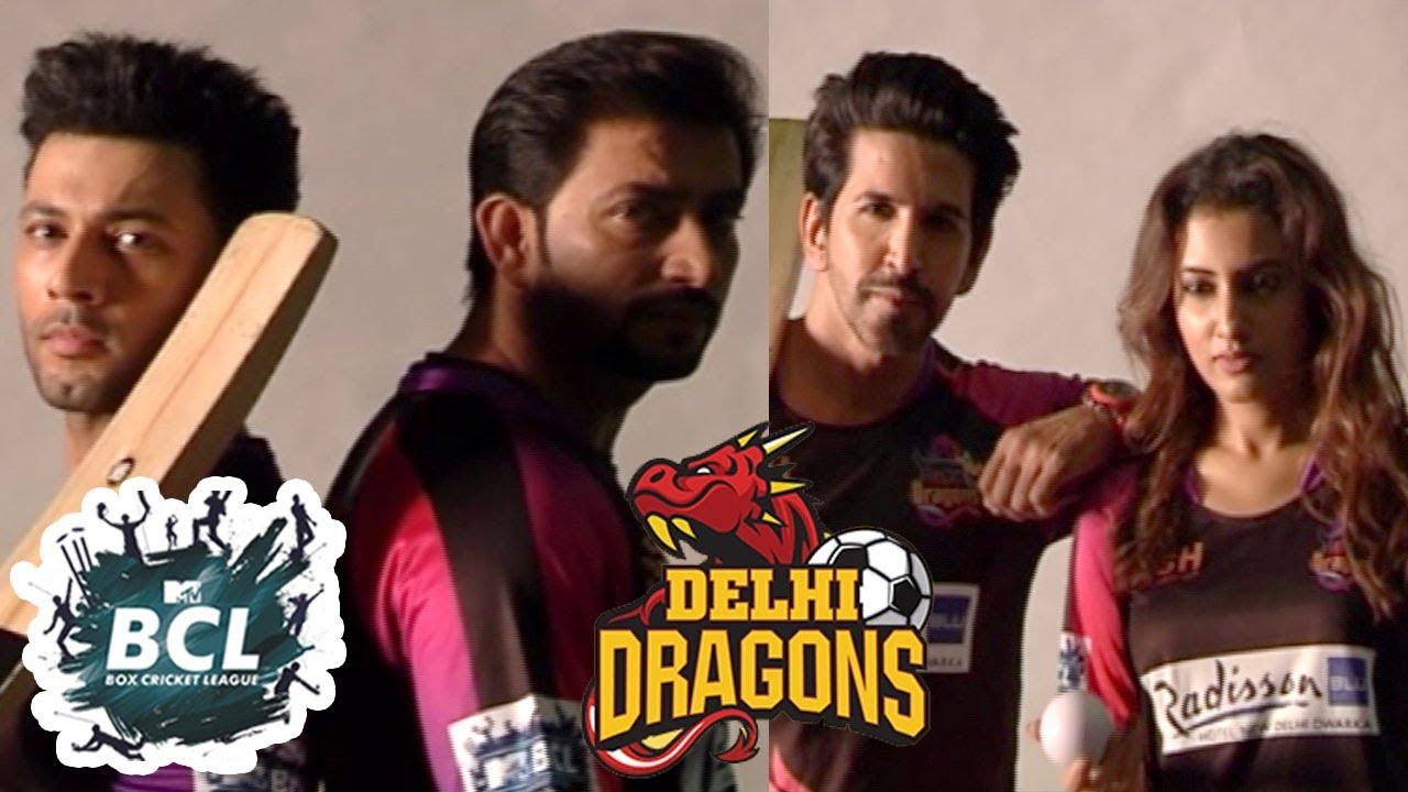 Box Cricket League Season 3 | Team Delhi Dragons | BCL Season 3 | MTV BCL  Season 3 2018