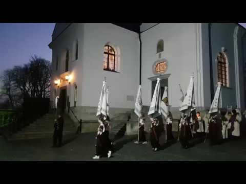 Великодні богослужіння у храмі св. Онуфрія (м. Львів)