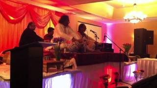 Ghulam Ali and Haroon on Tabla- Mere Shoq da