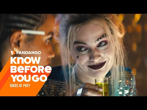 Play Know Before You Go: Birds of Prey | Movieclips Trailers