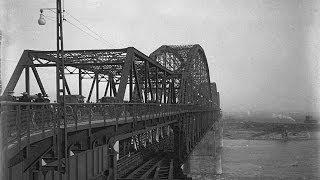 Exploring The Abandoned Municipal Free - MacArthur Bridge in St. Louis MO Route 66