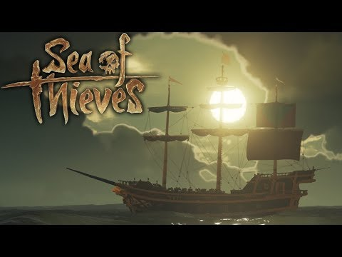 BEWARE OF MOOSEBEARDS MIGHTY VESSEL 'THE DOMINANCE' | Sea of Thieves