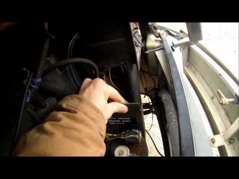 RV Auxiliary battery switch not getting power? Try this