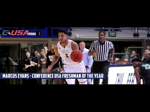 KPRC highlights CUSA Freshman of the Year Marcus Evans