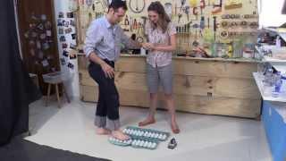 Pisando em ovos (bastidores do Manual do Mundo)