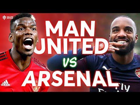Manchester United vs Arsenal PREMIER LEAGUE PREVIEW