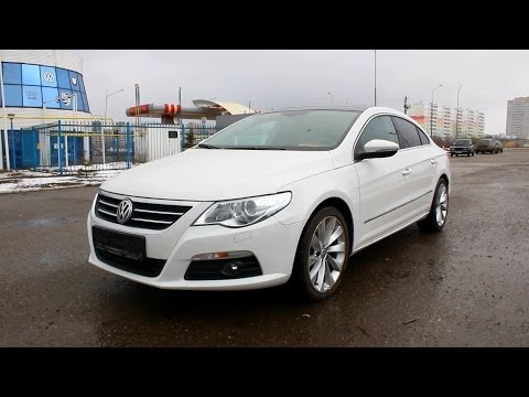 2010 Volkswagen Passat CC. Start Up, Engine, and In Depth Tour.