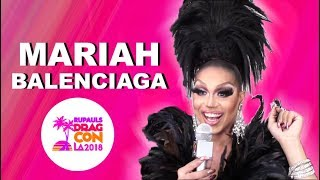 Mariah Balenciaga Talks All Stars 4 & Gives A Lesson In Ballroom!