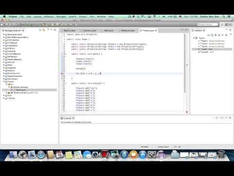 Teams Coding Java Episode 1