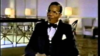 Minister Farrakhan interview on Black Horizon 1984