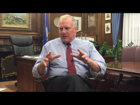 Attorney General George Jepsen Interview
