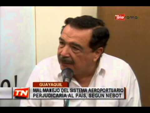 Ampliación del aeropuerto José Joaquín de Olmedo no abastecerá demanda de usuarios