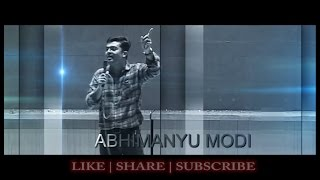 Abhimanyu Modi On Buying Condom.. Stand Up Comedy