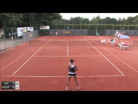 Ianchuk Olga v Strakhova Valeriya - 2016 ITF Plzen