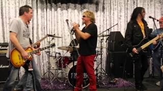 Bad Motor Scooter - Safety in Numbers with Sammy Hagar - Rock and Roll Fantasy Camp