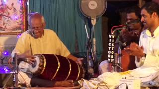 Mannargudi Easwaran And S.Karthick Mridangam And Ghatam Drum Solos