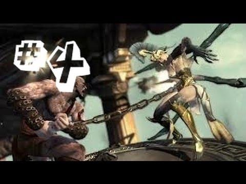 god of war ascension slaying megaera amp meeting orkos