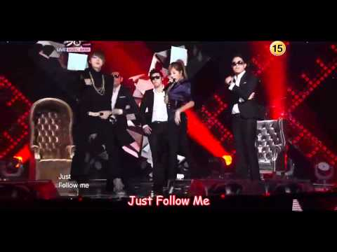 Hyuna Ft. Zico - Just follow (Arabic Sub)