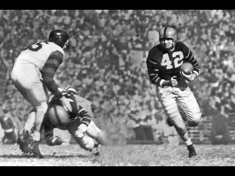 Classical Tailback #51 - Dick Kazmaier Princeton Highlights