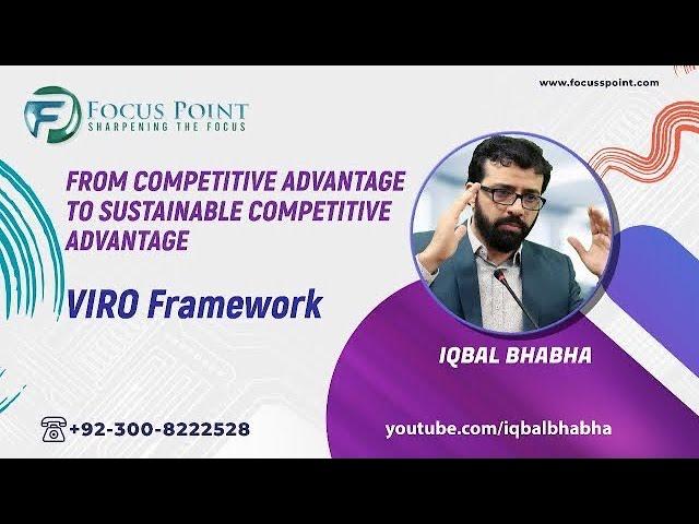VIRO Framework | Muhammad Iqbal Bhabha
