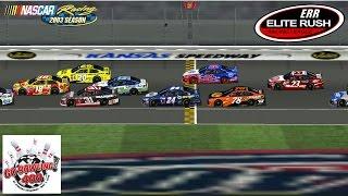 Nr2003 - Err League Race - Sprint Cup Series - Kansas - Gobowling.Com 400