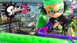 SPLATOON 2: TORNEO ESPECIAL DE NINTENDO CON YOUTUBERS! | Nintendo Switch.
