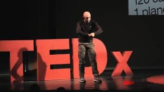 Despre cum fiecare pas contează | Paul Dicu | TEDxConstanta