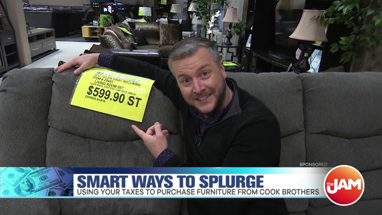 Smart Ways To Splurge At Cook Brothers, Cook Brothers Living Room Sets