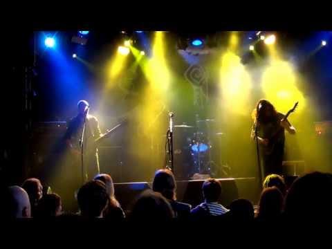 Fen - As Buried Spirits Stir (live at Sticky Fingers,Gothenburg 11/5/13)