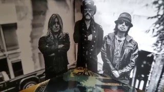 "Motörhead - Bad Magic - ""Fire Storm Hotel"" (vinyl version)"