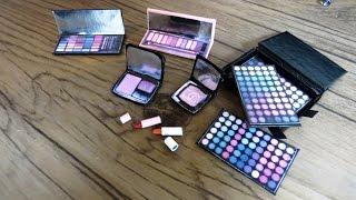 Estojo / Kit de Maquiagem para Barbie DIY ( miniatura)