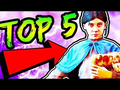 Thumbnail: TOP 5 EASTER EGGS THAT TOOK THE LONGEST TO SOLVE! #1 BLACK OPS 3 | CALL OF DUTY ZOMBIES