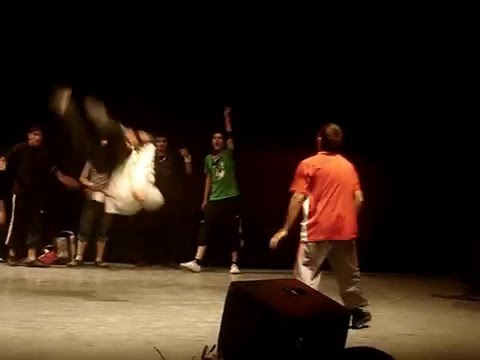 Break Dance Trailer Kayseri 187