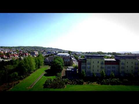 Corstorphine From Above