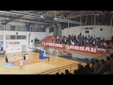 K.K. Basket (VRNJACKA BANJA) - K.K. Radnicki (KRAGUJEVAC)
