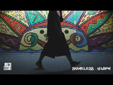 Shameless  HipHop Instrumental  103BPM