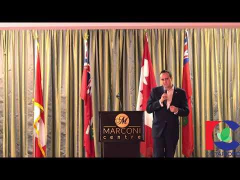 Jeremy Roberts Campaign Launch  Bob Chiarelli's Record