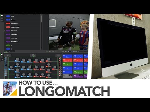 Longomatch Video Analysis Tutorial - Learn the basics!!