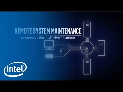 Remote System Maintenance Powered By The Intel® vPro™ Platform | Intel Business