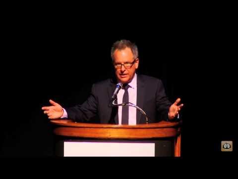 Animation Director Rich Moore Graduation Speech