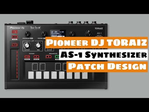 Tutorial: Patch Design With The Pioneer DJ TORAIZ AS-1 Synthesizer
