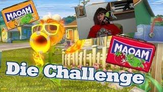 Die Challenge | ★Maoam Challenge★ | Ich ersticke und kotze gleich..| Facecam