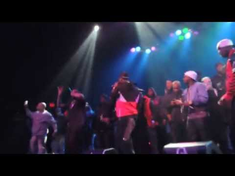 50 Cent & G-Unit- 0 to 100 Remix (Live) Electric Factory