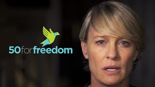Robin Wright tells harrowing real-life story of forced prostitution