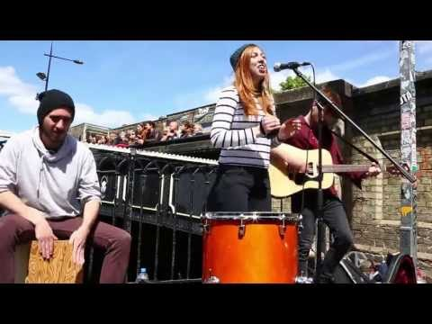 Shake Shake Go -  We are now - live at Camden Town - London