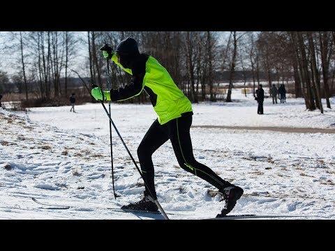 Biegówki w centrum Polski - Zawody w narciarstwie biegowym 2018