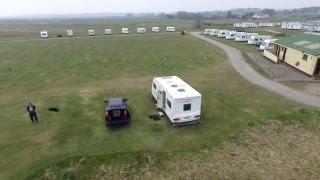 DJI Phantom | Dornoch Caravan Site